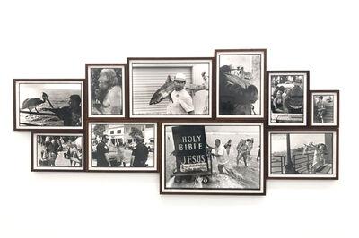 "Ed Templeton, '""Memory Foam"" Image Cluster', 1994-2017"