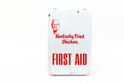 Jeffrey Vallance, 'Col. Sanders First Aid Kit', 2018