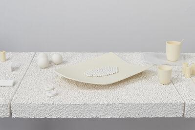 Sam Stewart-Halevy, 'Foam on the Grainger (detail)', 2016