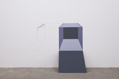 Lydia Okumura, 'Different Dimensions of Reality I', 1971