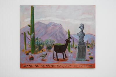 Raul Guerrero, 'A Desert Road', 2018