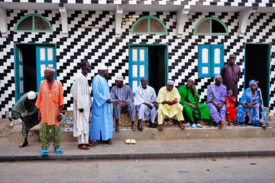 Laylah Amatullah Barrayn, 'Masjid Guet Ndar', 2016