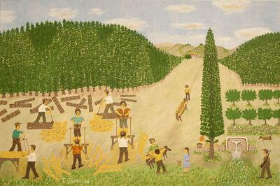 Giorgos Rigas, 'Loggers', 1988