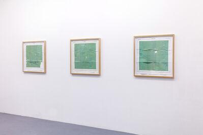 Julien Discrit, 'Terrae Incognitae -Arounani-,-Haute-Mana- et -Inini', 2015