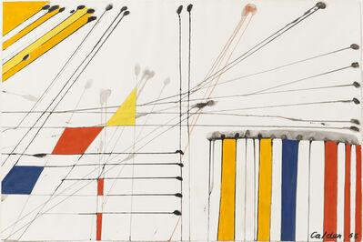 Alexander Calder, 'Untitled', 1963