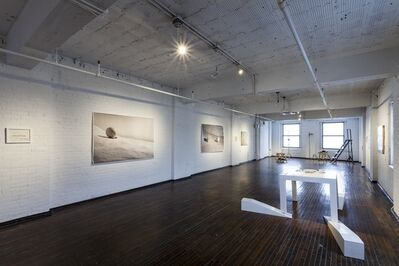 Allan Wexler, 'Sculpting Gravity', 2017