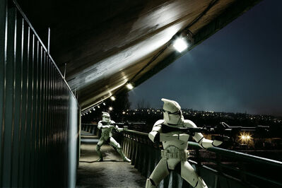 Cédric Delsaux, 'Two Clone Troopers, Paris', 2005