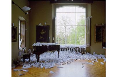 Lina Kim, 'Piano Room', 2003