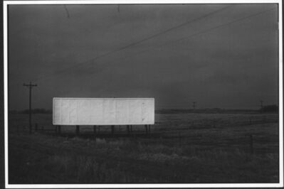 Erich Hartmann, 'Billboard, USA,', 1976