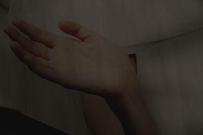 Marie José Burki, 'Sans titre (main)', 2019