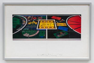 Matt Mullican, 'Untitled', 1990