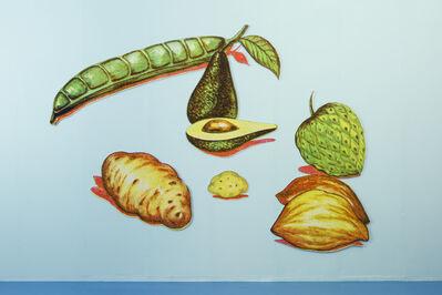 Claudia Martínez Garay, 'frutos consechados / harvested fruits,', 2019