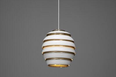 Alvar Aalto, 'Large 'Beehive' Ceiling Light, Model no. A 332', ca. 1953
