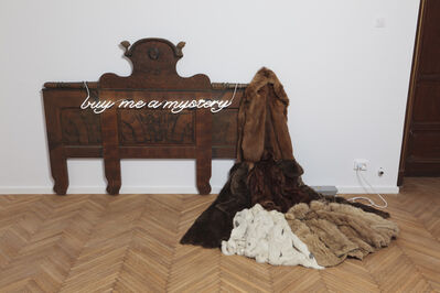 Apparatus 22, 'BUY ME A MYSTERY', 2014