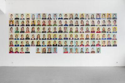 Carin Ellberg, 'Självporträtt / Self portraits', 1998-2007