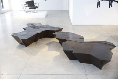 Daniel Libeskind, 'Coffee Table 'Megalith in Motion'', 2018