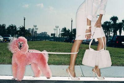 Arthur Belebeau, 'Pink puddle', 2003