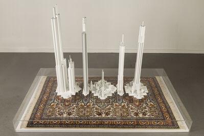 Babak Golkar, 'Negotiating Spaces No. 10', 2016