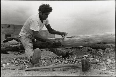 Danny Lyon, 'Eddie, Llanito, NM', 1972