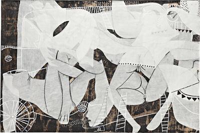 Moisés Finalé, 'Entre tú y yo el Blanco de tu Cuerpo', 2005