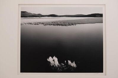 John Sexton, 'Floating Ice, Tangle Lakes, Alaska', 1986