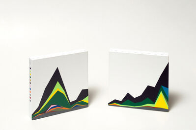 Pedro Victor Brandão, 'Untitled #7 (Brazilian Imports and Exports, Works of Art, HS97, 2010-2019) - diptych', 2020