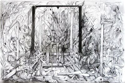 Max Razdow, 'The Knives of Nature', 2009