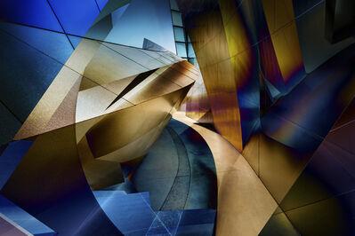 Ed Freeman, 'Disney Hall Abstraction 04', 2017