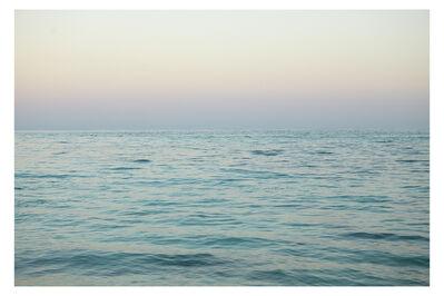 Maude Arsenault, 'Une mer, Entre le bleu et le rose', 2018