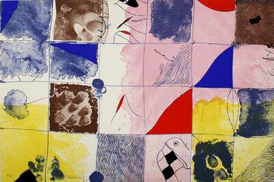 Josep Guinovart, 'Joc a terra', 1982