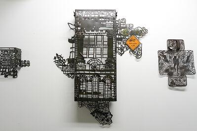 Cal Lane, 'Land Mine 1', 2011