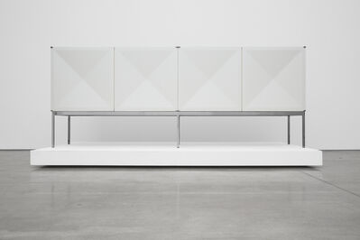 "Antoine Philippon and Jacqueline Lecoq, '""Pointe de Diamant"" Sideboard', ca. 1962"