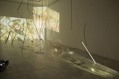 Julia Llerena, 'Tierra rojiza y suelta', 2020