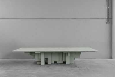 Nucleo, 'Primitive table by Nucleo_Piergiorgio Robino + Stefania Fersini', 2010
