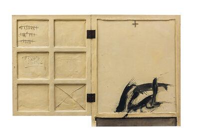 Antoni Tàpies, 'Porta oberta', 1994