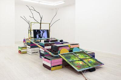 Patrick Brennan, 'Life Raft', 2020