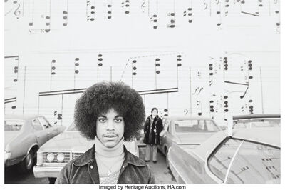 Robert Whitman, 'Prince, Minneapolis, Minnesota', 1977