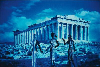 Laurie Simmons, 'Tourism Acropolis', 1984