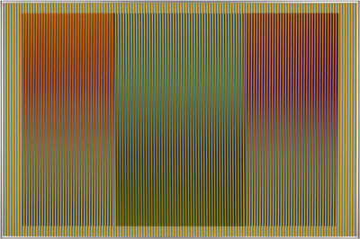 Carlos Cruz-Diez, 'Physichromie 1868', 2013