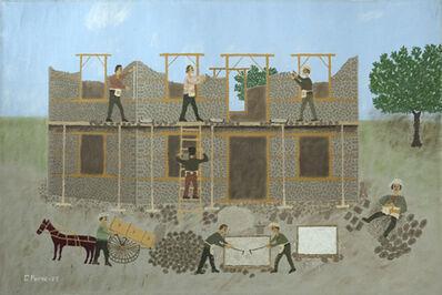 Giorgos Rigas, 'Building Site', 1981