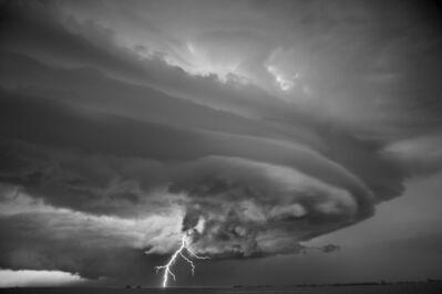 Mitch Dobrowner, 'Jupiter: Mobridge, South Dakota', 2011