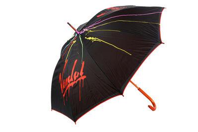 Nick Walker, 'V For Vandal Umbrella', 2008
