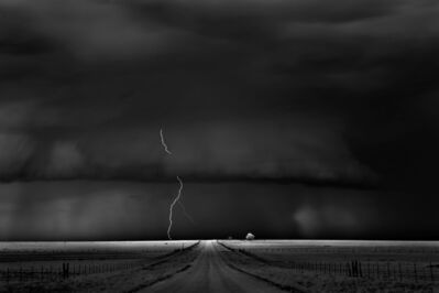 Mitch Dobrowner, 'Road', 2009