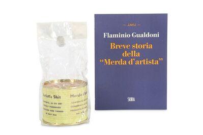 Piero Manzoni, 'Merda d'Artista', 1961