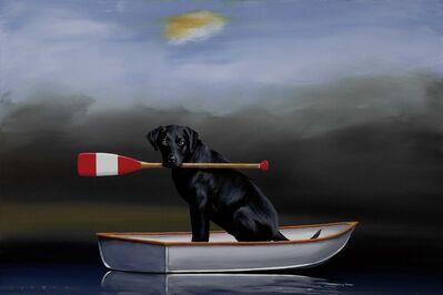 Robert Deyber, 'Doggie Paddle', 2011