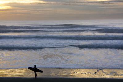 Thea Schrack, 'Surfer 3', 2017