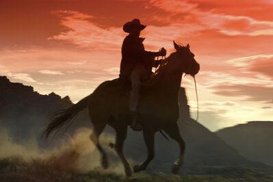 Jim Krantz, 'Epic Western #8'