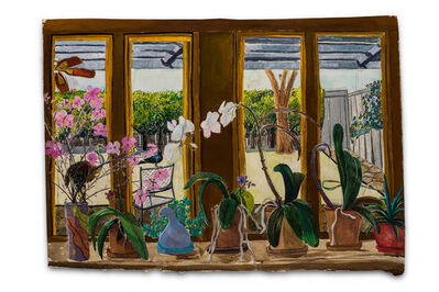 Carroll Swenson-Roberts, 'Garden of Earthly Delights', 2019