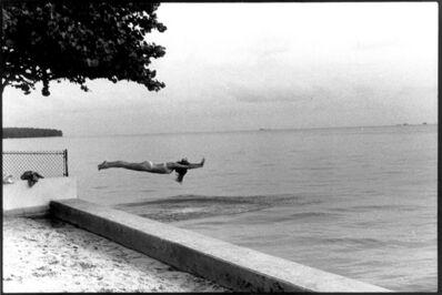 Arthur Elgort, 'Diving', 1989