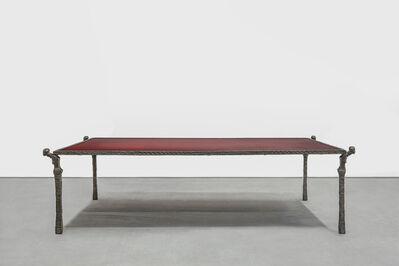 Ingrid Donat, 'Table Basse Femmes aux Colliers', 2004